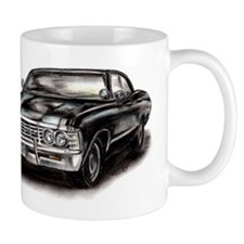 Supernatural Chevrolet Impala Mugs