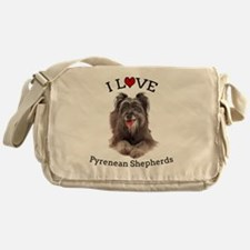 Pyrenean Sheph Messenger Bag