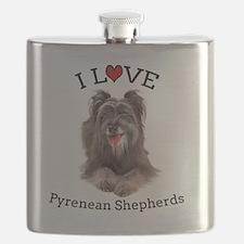 Pyrenean Sheph Flask