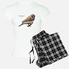 Zebra Finch Pajamas