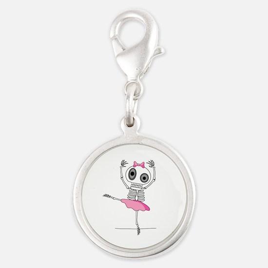 cute-skeleton-ballerina Charms