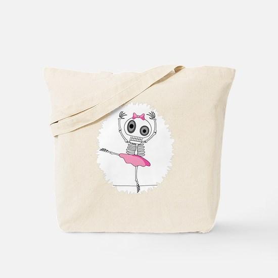 cute-skeleton-ballerina.png Tote Bag