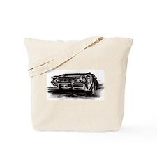 Supernatural Chevrolet Impala Tote Bag