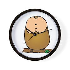 Owl! Wall Clock