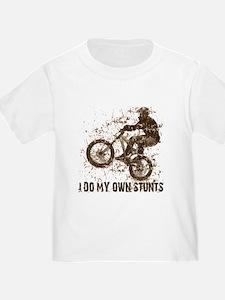 Mountain Bike, BMX - Stunts T