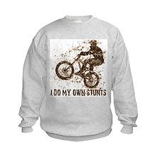 Mountain Bike, BMX - Stunts Sweatshirt