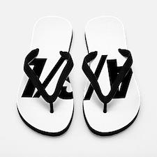 A/S/L Flip Flops