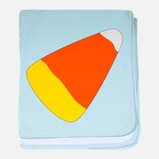 Great Big Candy Corn baby blanket