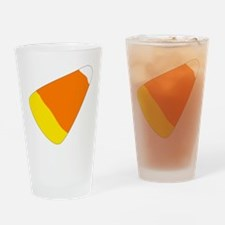 Great Big Candy Corn Drinking Glass