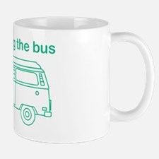 Taking the bus Mug