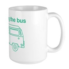 Taking the bus Mug