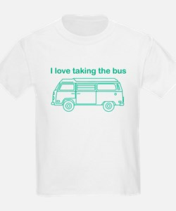 Taking the bus T-Shirt