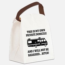 Funny Breaking Bad Canvas Lunch Bag