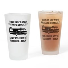 Funny Breaking Bad Drinking Glass