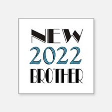 """2016 New Brother Square Sticker 3"""" x 3"""""""