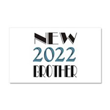 2016 New Brother Car Magnet 20 x 12