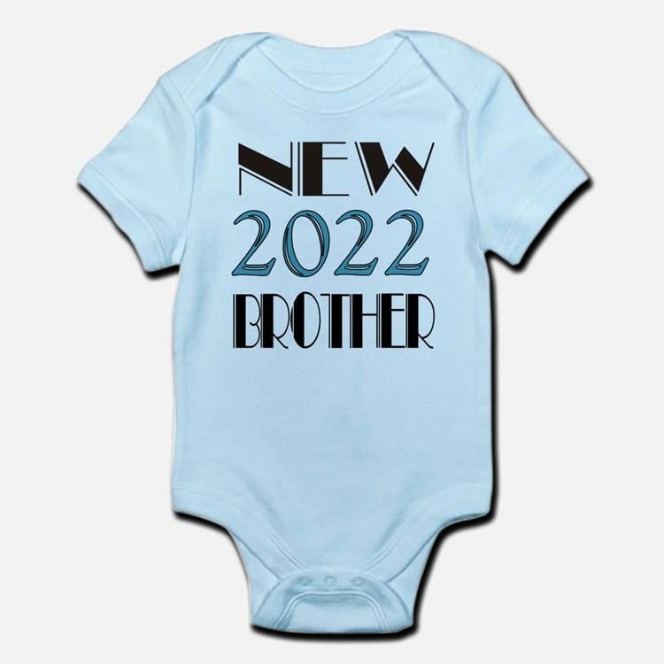 2016 New Brother Infant Bodysuit