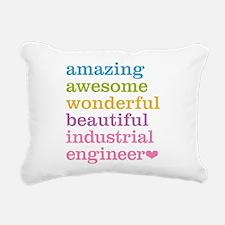 Industrial Engineer Rectangular Canvas Pillow