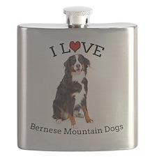 I love Berners Flask