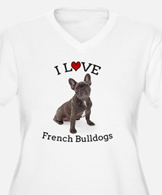 Love Frenchies T-Shirt