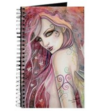 The Shy Flirt Fairy Art Journal