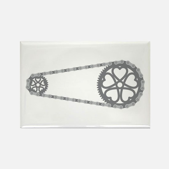 Bicycle Gears Magnets