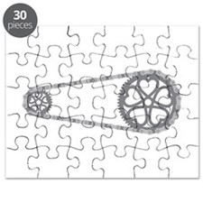 Bicycle Gears Puzzle