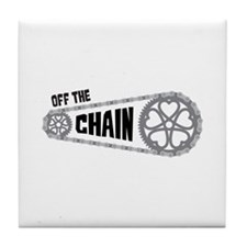 Off The Chain Tile Coaster