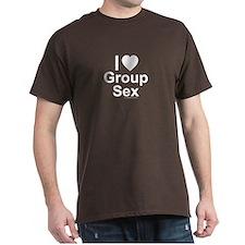 Group Sex T-Shirt