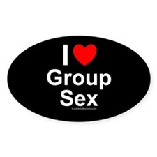 Group Sex Decal