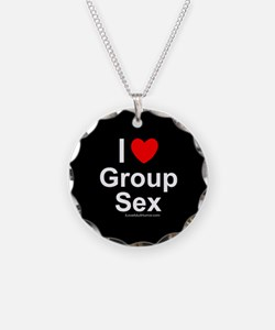 Group Sex Necklace