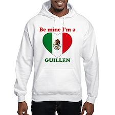 Guillen, Valentine's Day Hoodie