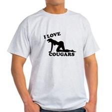 Cute Cougars T-Shirt