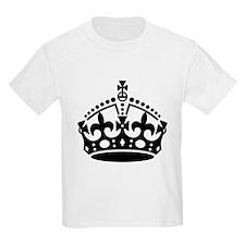 Keep Calm Crown T-Shirt