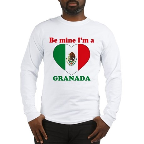 Granada, Valentine's Day Long Sleeve T-Shirt