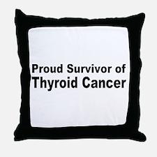 thryoid4.jpg Throw Pillow