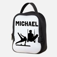 GYMNASTICS CHAMP Neoprene Lunch Bag