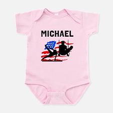 GYMNASTICS CHAMP Infant Bodysuit