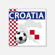 croatia-futballC Sticker