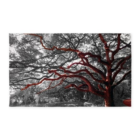 Photo Tree Branch 3u0027x5u0027 Area Rug U0026quot ...