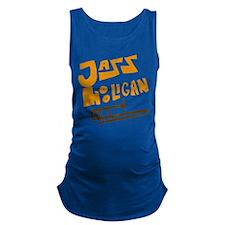 jazz_hooligan.png Maternity Tank Top