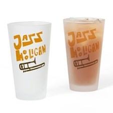 jazz_hooligan.png Drinking Glass