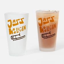 jazz_hooligan.png Drinking Glass
