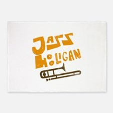 jazz_hooligan.png 5'x7'Area Rug