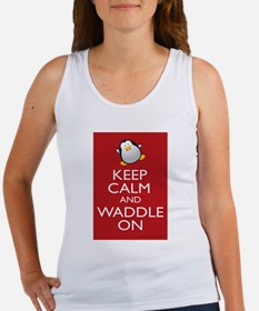Waddle On Tank Top