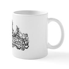 Gentlemen's Pipe Smoking Society Mug Mugs