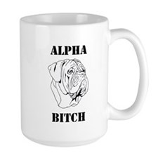Alpha Bi+ch Mugs