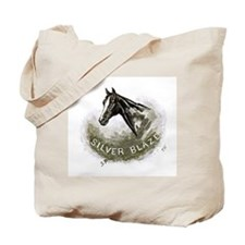 Silver Blaze Tote Bag