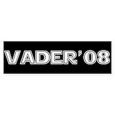 Vader 2 Bumper Bumper Sticker