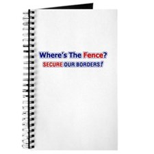 Where's The Fence Journal